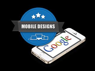 Google kræver mobile designs!